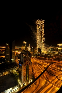Dusit Thani Dubai, Sheikh Zayed Road,133