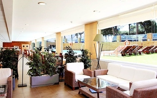 Hotel Apartamentos Playa…, Calle El Pinar, Urbasur,s/n