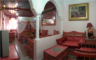 Moroccan House, Rue Loubane Gueliz Centre…