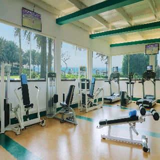 Coral Beach Resort Sharjah - Sport