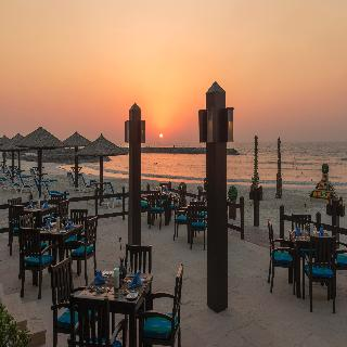 Coral Beach Resort Sharjah - Strand