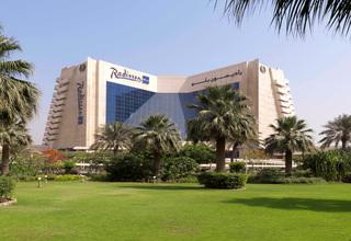Radisson Blu Resort,…, Corniche Street,