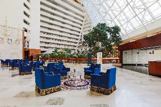 Radisson Blu Resort, Sharjah - Diele