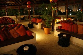 Radisson Blu Resort, Sharjah - Terrasse