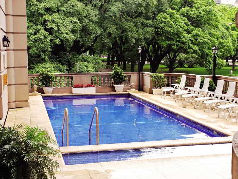Plaza Hotel Buenos Aires - Pool