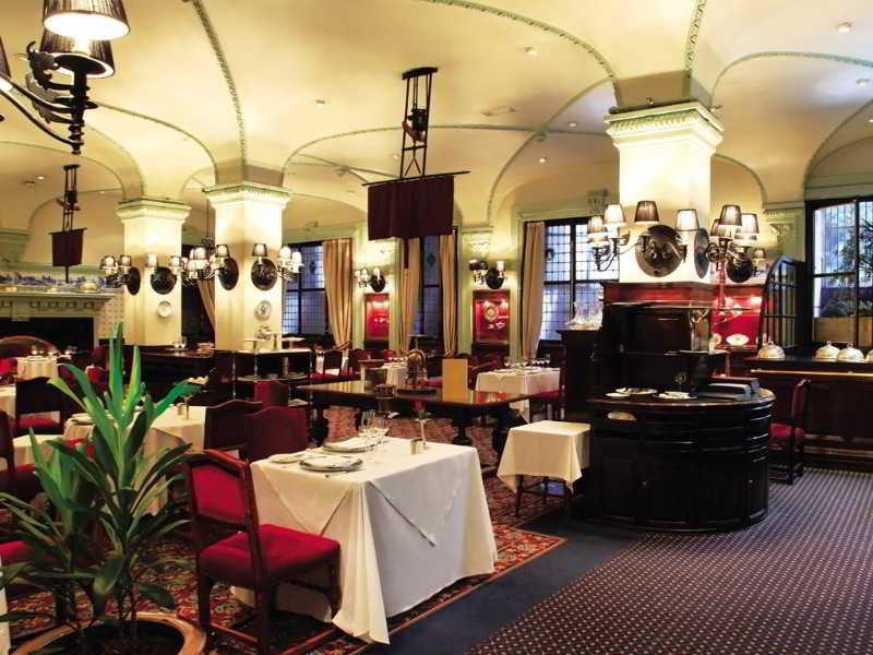 Plaza Hotel Buenos Aires - Restaurant