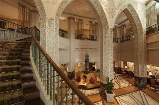 Sheraton Abu Dhabi Hotel & Resort - Diele