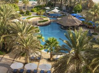 Sheraton Abu Dhabi Hotel & Resort - Pool
