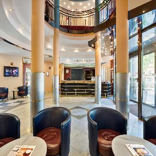Austria Trend Hotel Lassalle - Diele