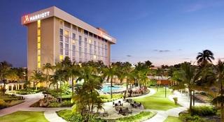 Miami Airport Marriott, 1201 Nw Lejeune Road,