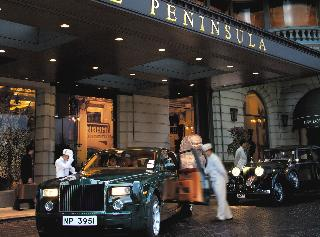The Peninsula Hong Kong, Salisbury Road,