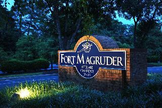 Fort Magruder Hotel…, 6945 Pocahontas Trail,