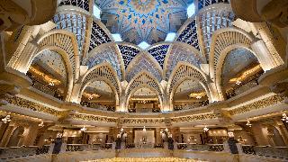 Emirates Palace, Abu Dhabi - Diele