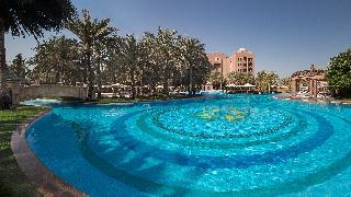Emirates Palace, Abu Dhabi - Pool