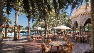 Emirates Palace, Abu Dhabi - Restaurant