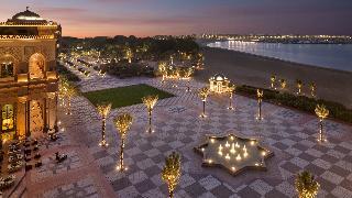 Emirates Palace, Abu Dhabi - Terrasse