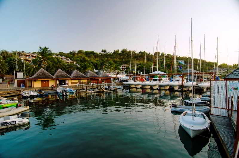 Antigua Yacht Club Marina…, Falmouth Harbour,