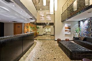 TRYP Sao Paulo Tatuape Hotel - Diele