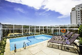 TRYP Sao Paulo Tatuape Hotel - Pool