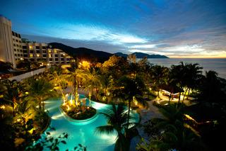 Parkroyal Penang Resort, Batu Ferringhi Beach,.
