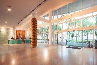 Village Hotel Changi - Diele