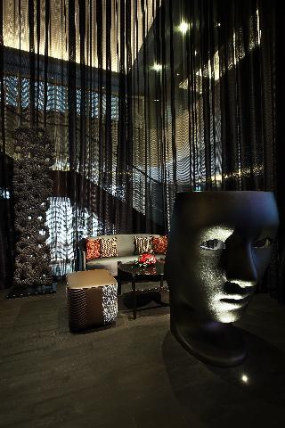 Rendezvous Hotel Singapore - Bar