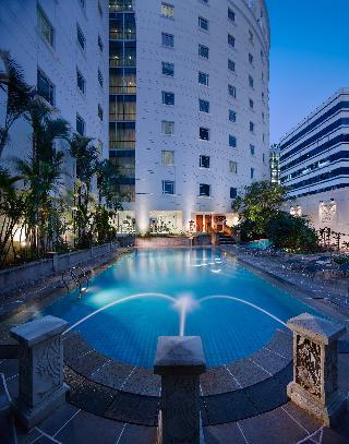 Rendezvous Hotel Singapore - Pool