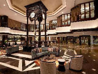 Orchard Hotel Singapore - Diele