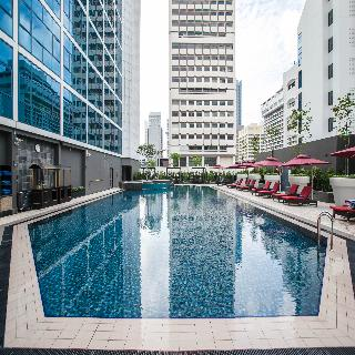 Orchard Hotel Singapore - Pool