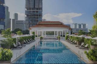 Raffles Singapore - Pool
