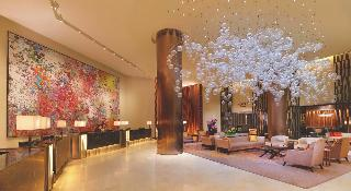 Fairmont Singapore - Diele