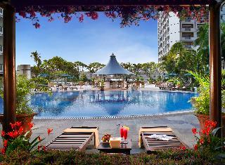 Fairmont Singapore - Pool