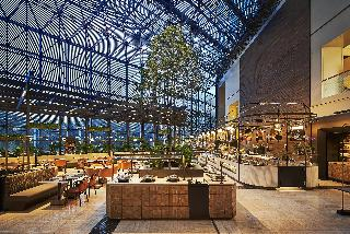 Fairmont Singapore - Restaurant