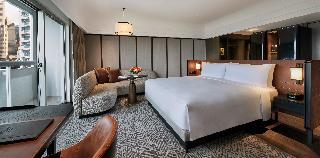Fairmont Singapore - Zimmer