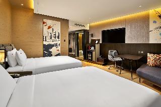 Swissôtel The Stamford - Zimmer