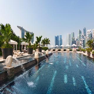 Mandarin Oriental, Singapore - Pool