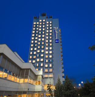 Radisson Blu Hotel Ankara, Istiklal Cd. Ulus,20