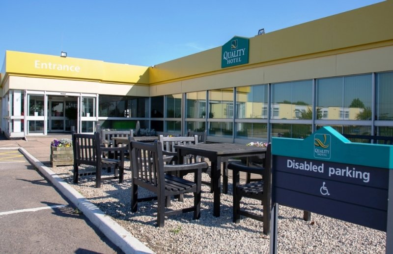 Quality Hotel Leeds…, Junction A1/a63, South Milford,