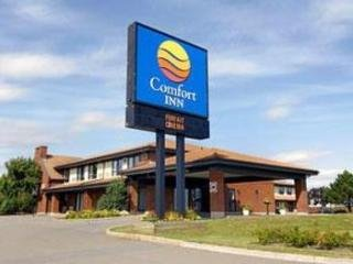 Quebec Hotels:Comfort Inn Airport East