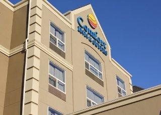 Calgary Hotels:Comfort Inn & Suites Calgary South