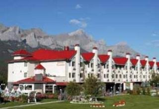 Banff Hotels:Quality Resort Chateau Canmore
