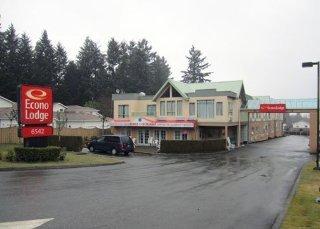 Canada Hotels:Econo Lodge Surrey