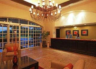 Quality Hotel Real San Jose - Diele