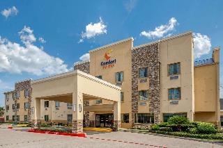 Comfort Suites (Baytown), 7209 Garth Rd,