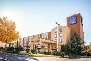 Sleep Inn University…, North Tryon Street,8525