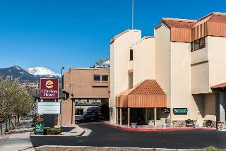 Clarion Hotel Colorado…, 314 West Bijou St.,314