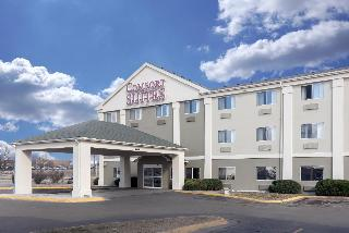Comfort Suites, 4231 Industrial Ave.,