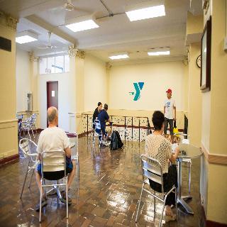 YMCA Flushing - Shared Bathroom