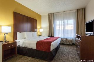 Comfort Suites Central/I-44, 8039 E. 33rd Street South,8039