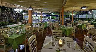 Blue Horizon Hotel - Restaurant